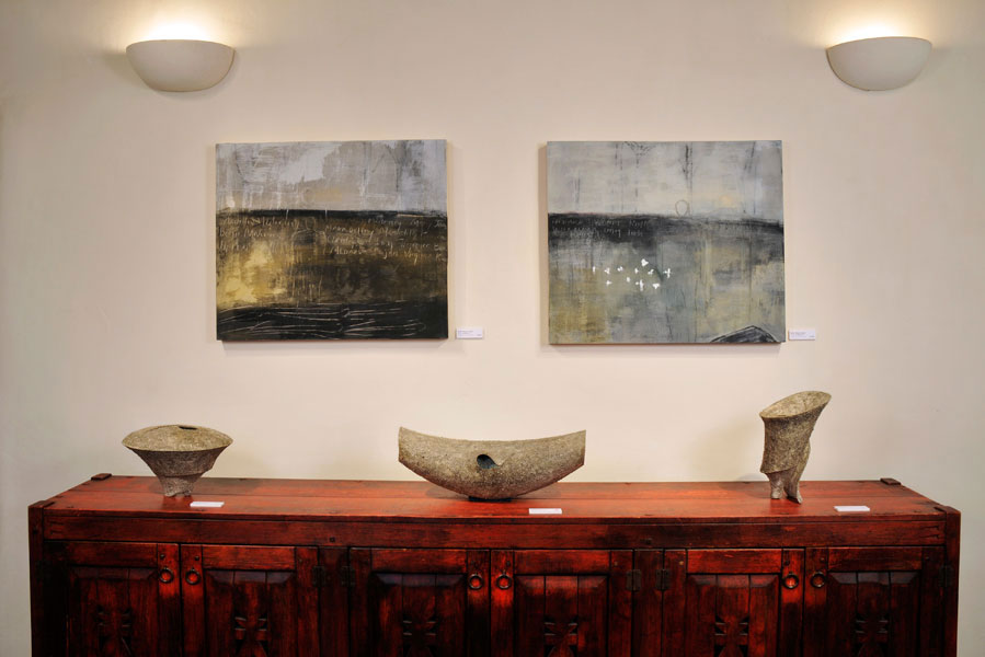 Quintessence Show Touching Stone Gallery